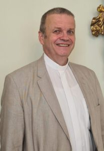 Msgr. Simbeck , Seelsorge St. Peter